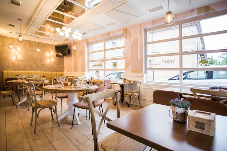 Cafetería Restaurante Virrey Palafox
