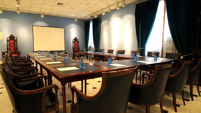 Espacio para reuniones de empresa en El Burgo de Osma