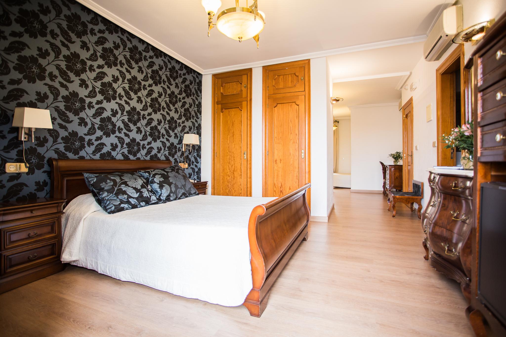 Hotel II VIrrey Palafox: Habitaciones