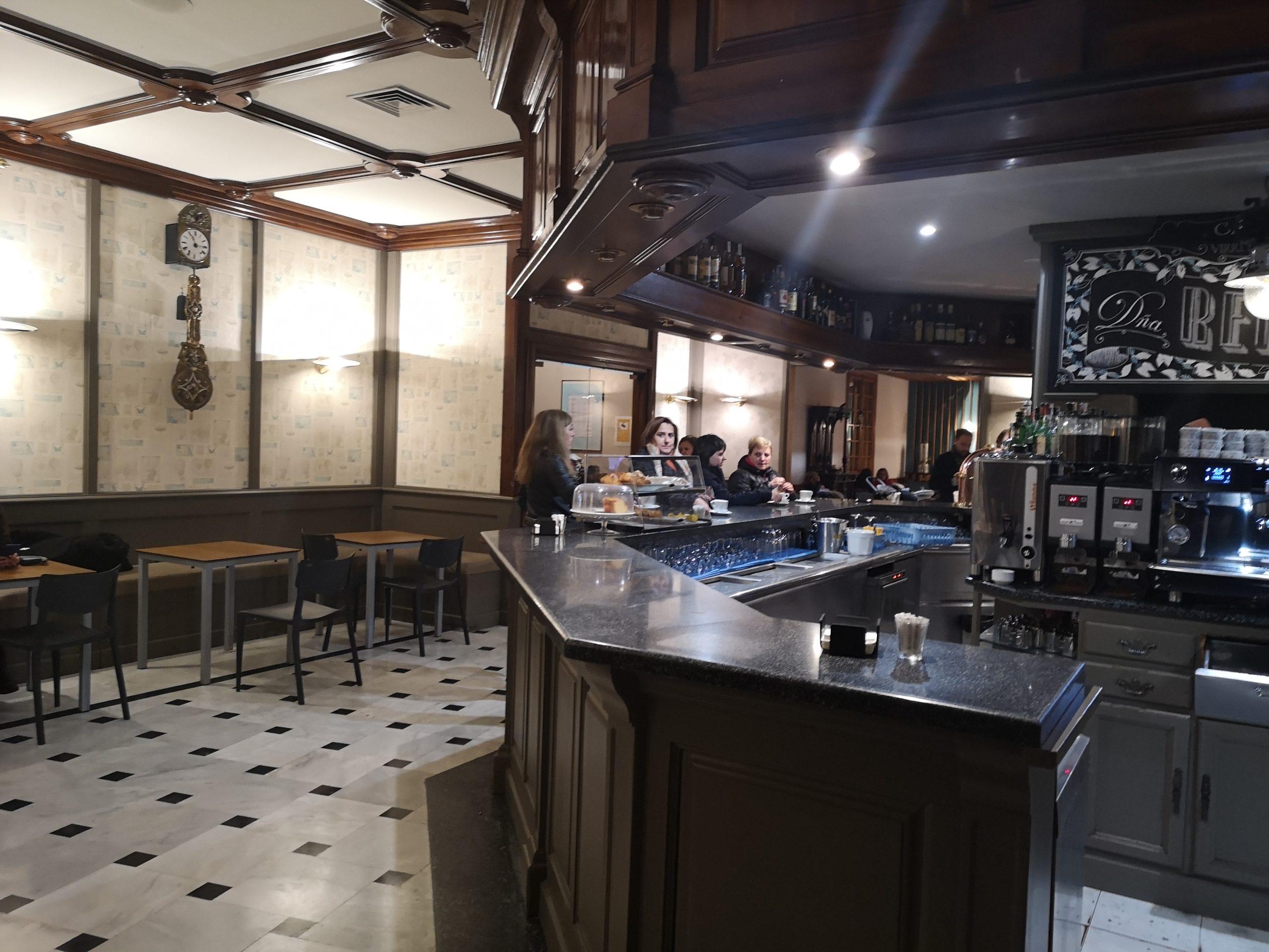 Cafetería Doña Remedios