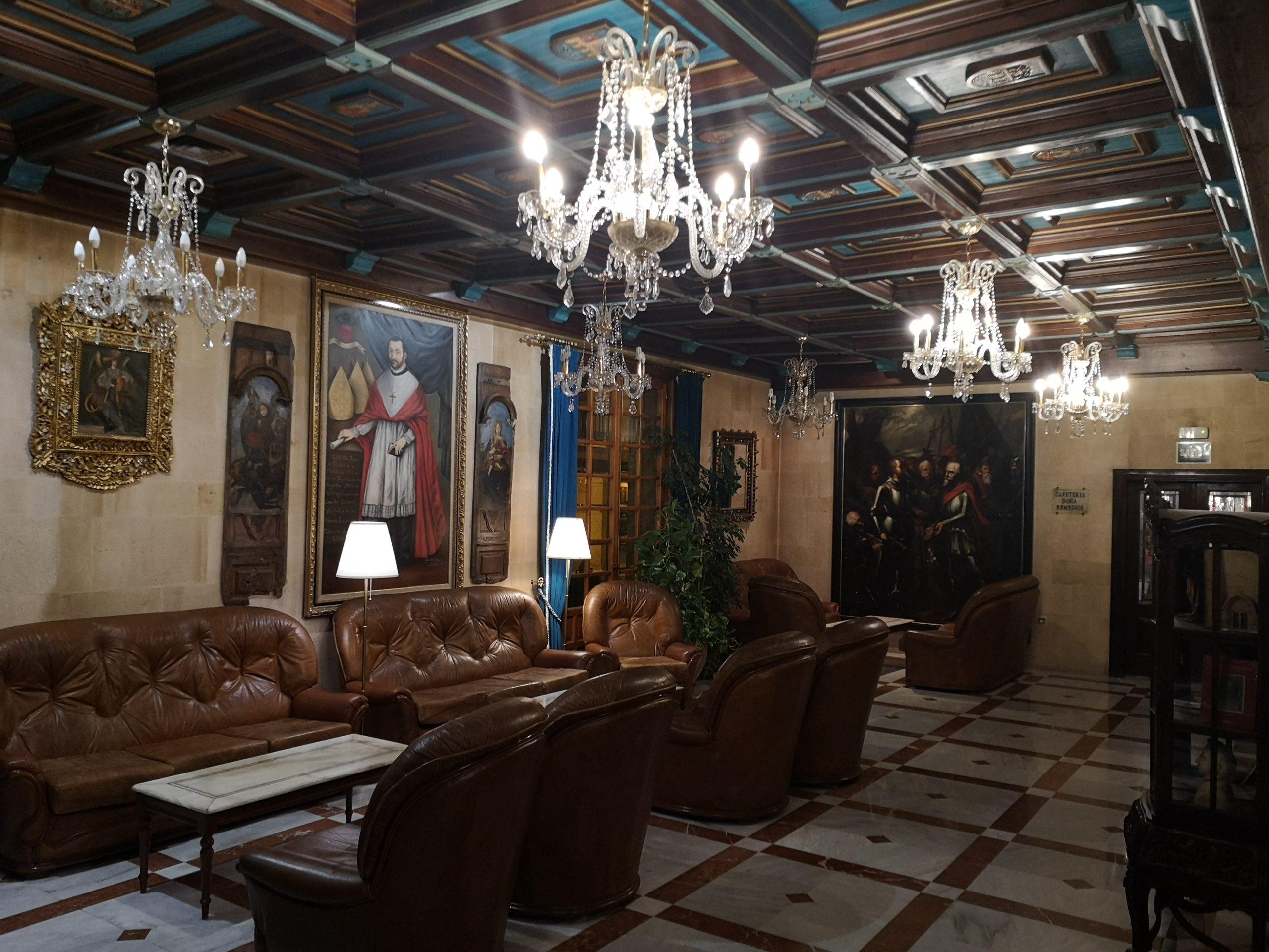 Hotel II VIrrey Palafox: Salones