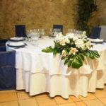 Banquete de bodas en El Burgo de Osma