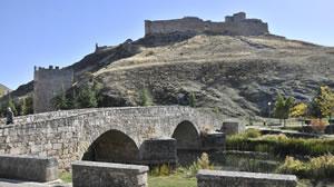 castillo de el Burgo de Osma