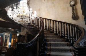 Hall del Hotel II Virrey Palafox