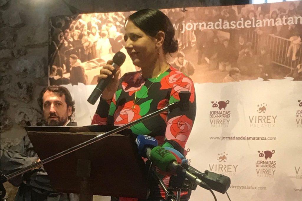 Yolanda Ramos - Cerdoexperiencia
