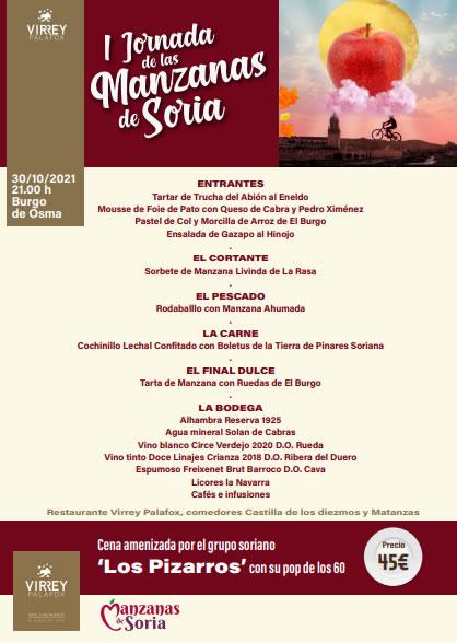 Jornada de las Manzanas de Soria