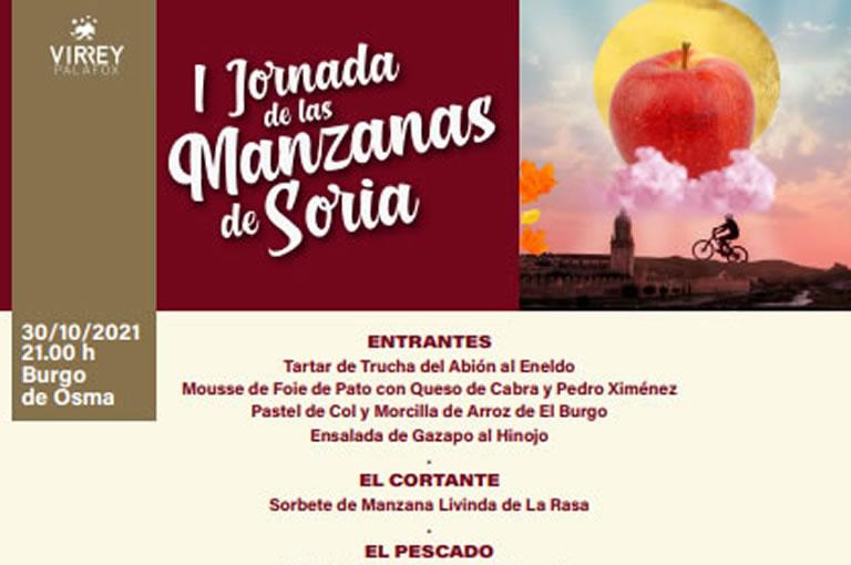 Jornadas de la Manzana de Soria